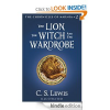 "Thumbnail image for Amazon Book Download: ""The Chronicles of Narnia"" $1.99 Each"