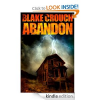 "Thumbnail image for Amazon Free Book Download: ""Abandon"" by Blake Crouch"