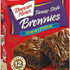 Thumbnail image for Target & Ibotta: Duncan Hines Brownie Mix as Low as $.09