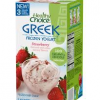 Thumbnail image for Healthy Choice Greek Frozen Yogurt 3 Pack $.75 at Harris Teeter