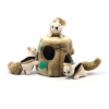 Thumbnail image for Amazon: Kyjen Hide-A-Squirrel Puzzle Toy for Dogs $9.99