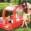 Thumbnail image for Amazon-Kiddie Pool: Inflatable Ice Cream Car Children's Splash Pool With Sun Shade Only $17.95