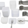 Thumbnail image for Amazon-96 Piece Mozaik Appetizer Set Only $11.99