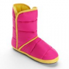 Thumbnail image for Kohls-Jrs. SO Puffer Bootie Slippers ONLY $2.40