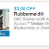 Thumbnail image for Rare Coupon: $3.00 off Rubbermaid All Access™ Medium Organizer