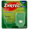 Thumbnail image for HURRY- Printable Coupon $6/1 Zyrtec (Makes It Free)