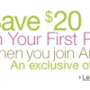 Thumbnail image for Amazon Mom: New Members Get $20 Off First Diaper Order