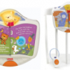 Thumbnail image for Amazon-Fisher-Price Discover 'n Grow Storybook Projection Soother Only $18.28