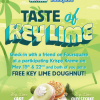 Thumbnail image for Free Krispy Kreme Key Lime Doughnut TODAY