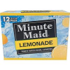 Thumbnail image for New Coupon: $1/1 Minute Maid 12 Pack Cans (As low as $.19 a Can)