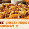 Thumbnail image for Outback Steakhouse: FREE Cheese Fries 5/2 and 5/9 Only!