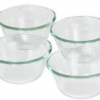 Thumbnail image for Amazon-Pyrex Bakeware 6-Ounce Clear Custard Cups, Set of 4 Only $6.81