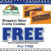 Thumbnail image for Farm Fresh: Free Shoppers Value Creme Cookies With $10 Purchase