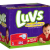Thumbnail image for Amazon-LUV's Ultra Leakguard $31.99 ($.12 Per Diaper)