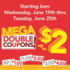 Thumbnail image for Farm Fresh Supermarkets Super Doubles 6/19/13 – 6/25/13