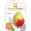 Thumbnail image for Amazon:  Happy Baby Organic Baby Food $.64 Each Shipped
