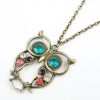 Thumbnail image for Amazon-SUPER CUTE Owl Necklace Only $.75 Shipped