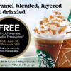 Thumbnail image for GONE: Starbucks: FREE Tall Cold Beverage