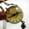 Thumbnail image for Vintage Style Glass Ball Steampunk Watch $3.89 Shipped