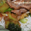 Thumbnail image for Cooking for One: Beef and Broccoli
