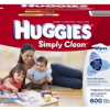 Thumbnail image for Amazon: Huggies Simply Clean Wipes As Low As $.01 Per Wipe