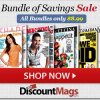 Thumbnail image for Saturday and Sunday Only-Bundle Of Savings Magazine Sale
