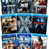 Thumbnail image for Amazon Daily Deal:70% Off Marvel X-Men Blu-Ray Bundle