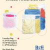 Thumbnail image for Amazon-Laundry Mesh Bags-Set of 8 Only $9.99