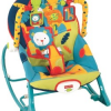 Thumbnail image for Amazon-Fisher-Price Infant-To-Toddler Rocker $30.99
