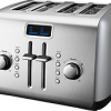 Thumbnail image for BestBuy.com Deal of the Day: KitchenAid – 4-Slice Wide-Slot Toaster – Contour Silver $49.99