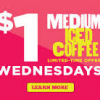 Thumbnail image for 7-11: $1 Iced Coffee Wednesdays