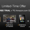 Thumbnail image for FREE 30 Day Trial Of Amazon Prime Membership