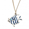 Thumbnail image for Angel Fish Necklace $.99 Shipped