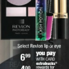 Thumbnail image for CVS: Revlon Lip or Eye Color as low as $.99