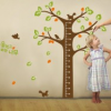 Thumbnail image for Amazon-WallStickersUSA Wall Sticker Decal Tree Growth Chart  $5.70