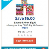 Thumbnail image for Kroger: New Digital Coupons = GREAT Cereal Deal
