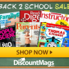 Thumbnail image for Back To School Magazine Sale
