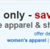 Thumbnail image for Target: Extra 20% Off Women's Clearance