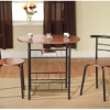 Thumbnail image for Walmart: 3 Piece Bistro Set $69.99