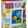 Thumbnail image for Amazon-Megabloks 80 pc Large Classic Bag $11.00