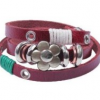 Thumbnail image for Amazon-Leather Wrap Bracelet $4.99 Shipped