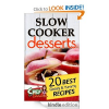 Thumbnail image for Amazon Free Book Download: Slow Cooker Desserts