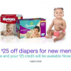 Thumbnail image for ***HOT*** New Amazon Mom Members Get $25 in FREE Diapers