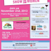 Thumbnail image for Come See Me November 2nd at the Ultimate Show for Women