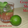 Thumbnail image for Easy Mojito Recipe: Grapefruit Mock Mojito