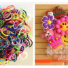 Thumbnail image for Glow in the Dark Loom Bands Set (1800-count set): $17.99 Shipped