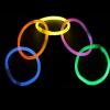 Thumbnail image for Amazon-8″ LumiStick Brand Glowsticks Glow Stick Bracelets Mixed Colors (Tube of 100) $8.95