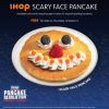 Thumbnail image for Free Scary Pancakes at IHOP on Halloween