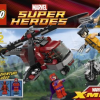 Thumbnail image for LEGO Sale: LEGO Wolverine Chopper Showdown $16.14