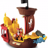 Thumbnail image for Amazon- Disney's Jake and The Never Land Pirates Hook's Jolly Roger Pirate Ship Only $23.31